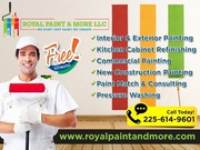 Locally owned Painting company 25+yrs experience Great prices